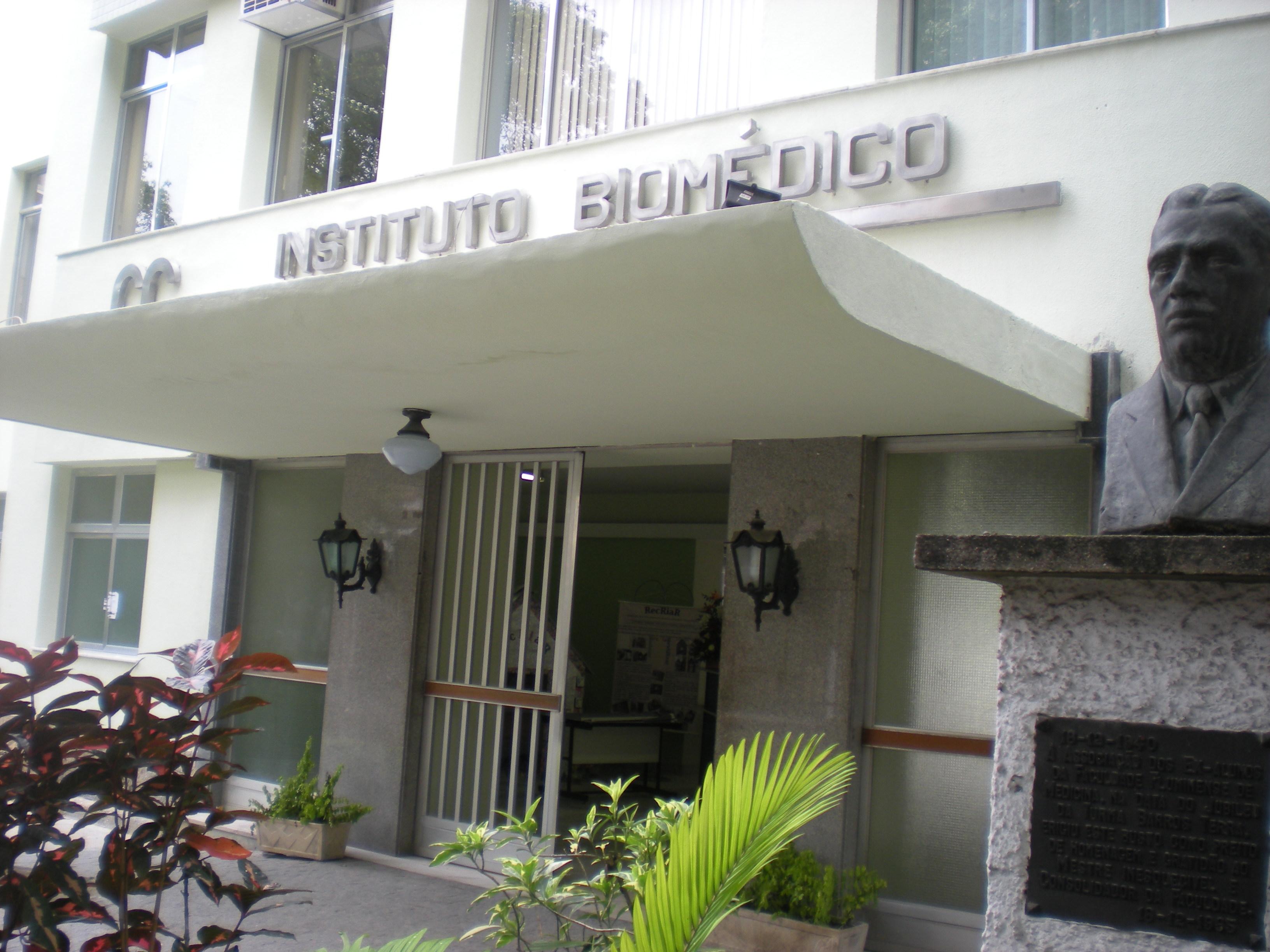 Instituto Biomédico da UFF